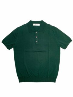 【Summer Knit 3B Polo】