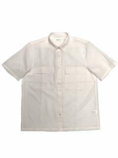 【TR W Flap Shirt】