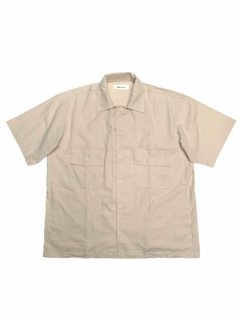 【Double Flap Over Shirt】