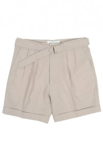 【Double Tucked Shorts】