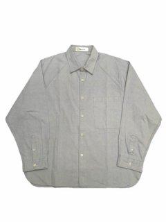 【Heavy Cotton Raglan Shirt】