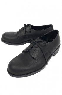 【Nubuck Plain Toe Shoes】