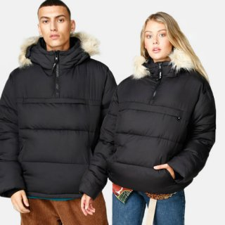 <img class='new_mark_img1' src='https://img.shop-pro.jp/img/new/icons1.gif' style='border:none;display:inline;margin:0px;padding:0px;width:auto;' />【SWEET PUFFA ANORAK】