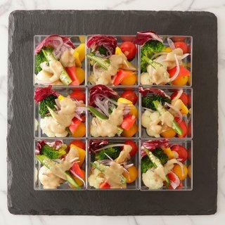 ひとくち旬野菜のバーニャカウダ