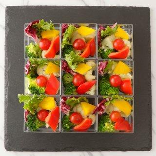 ゴロゴロ野菜の彩り和風サラダ