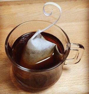 《美味しいコーヒーを簡単に♪》コーヒーバッグ×5個セット(【ディカフェ/カフェインレス】 ペルー)