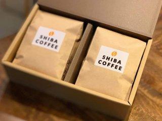 コーヒー豆200g×2種ギフトセット【ストレート(シングルオリジン)セット】