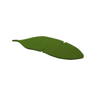 Botanical Trivet -Banana Leaf-