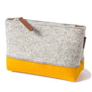 Two Tone Pouch Small