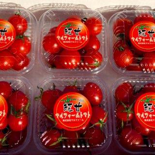 トマトパック詰め合わせ(170g×6パック)