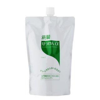 洗髪石けんα (詰替用)