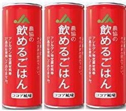 農協の飲めるごはん(ココア風味)1箱30缶