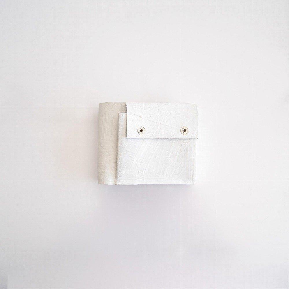 kagari yusuke 2つ折り財布 mw-06 ホワイト