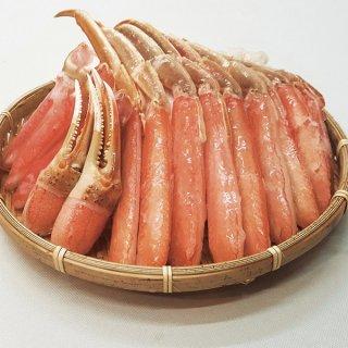 生ずわい蟹しゃぶしゃぶセット(オピリオ種)2L 1kg