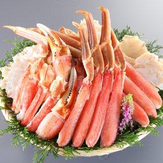 生ずわい蟹しゃぶしゃぶセット(オピリオ種)5L 1kg