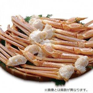 生ずわい蟹 肩 3kg(オピリオ種、5R / 6〜7肩)