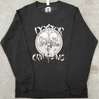 DOCTOR AND THE CRIPPENS official Sweat