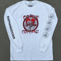 DOCTOR AND THE CRIPPENS official Long sleeve-Tshirt