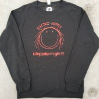 ELECTRO HIPPIES official Sweat