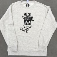 METAL DUCK official Sweat