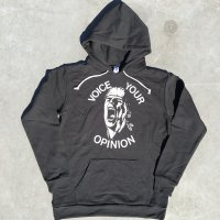 VOICE YOUR OPINION Hooded