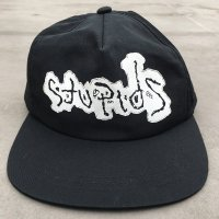 STUPIDS official CAP (BLACK)