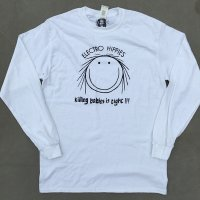 ELECTRO HIPPIES official Long sleeve-Tshirt