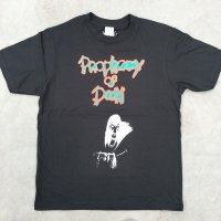 PROPHECY OF DOOM official Tshirt type2-ラバープリント-