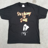 PROPHECY OF DOOM official Tshirt type3-ラバープリント-