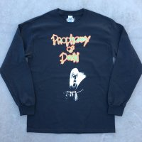 PROPHECY OF DOOM  official Long sleeve-Tshirt type3-ラバープリント-