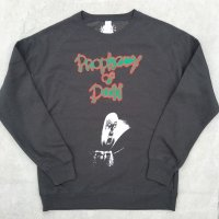 PROPHECY OF DOOM  official Sweat type2-抜染プリント-