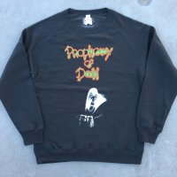 PROPHECY OF DOOM  official Sweat type3-抜染プリント-