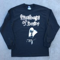 PROPHECY OF DOOM  official Long sleeve-Tshirt type1-抜染プリント-