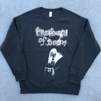 PROPHECY OF DOOM  official Sweat type1-抜染プリント-