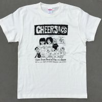CHEERS! PUNK Tshirts