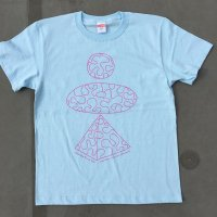 Mario Mandara Tshirts LIGHT BLUE