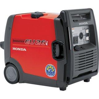 (予約商品) 発電機 ホンダ EU26i-JN インバーター発電機 honda
