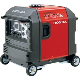 【12月入荷予定】 honda  発電機 EU28is-JNA3 車輪付き インバーター発電機