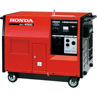 【2019年1月下旬入荷予定】 発電機 ホンダ発電機 .EXT4000-J1. 三相発電機(50Hz)