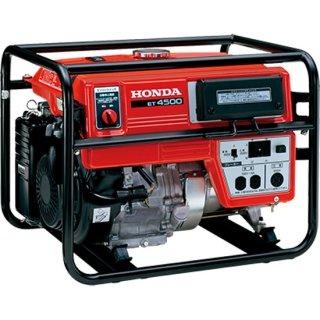 (予約商品) 発電機 ホンダ発電機 .ET4500-J1. 三相発電機(50Hz)