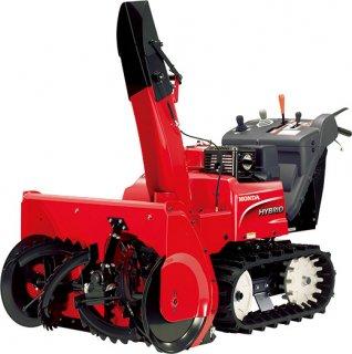 除雪機 家庭用 ホンダ HSM1380i-JN 中型ハイブリッド エンジン 家庭用 HONDA オイル充填整備済み 購入特典付き