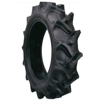 KBL トラクタ用後輪タイヤ ST 9.5-24 HR 4PR バイアスタイヤ(1本)【メーカー直送・代引不可】