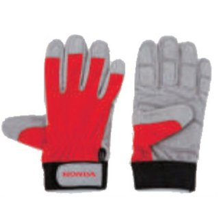 ホンダ 刈払機 草刈機 振動低減手袋 Lサイズ (11775) 安全防具 保護具
