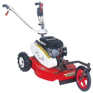 オーレック:歩行タイプ雑草刈機 SH51 オートモアー(シャトルモアー)/草刈り機
