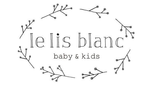 le lis blanc (ルリブロン) 〜ベビーとこども服のセレクトショップ 〜