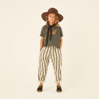 <img class='new_mark_img1' src='https://img.shop-pro.jp/img/new/icons20.gif' style='border:none;display:inline;margin:0px;padding:0px;width:auto;' />【50%off】 stripe linen pants / stripe / eLfinFolk