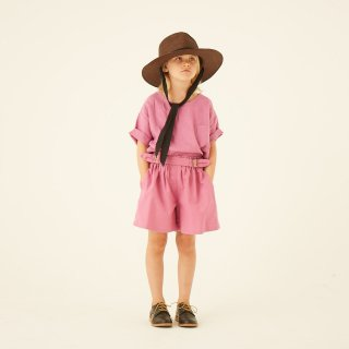 <img class='new_mark_img1' src='//img.shop-pro.jp/img/new/icons14.gif' style='border:none;display:inline;margin:0px;padding:0px;width:auto;' />linen canvas culotte pants / pink / eLfinFolk
