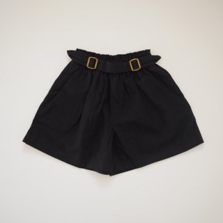 <img class='new_mark_img1' src='//img.shop-pro.jp/img/new/icons14.gif' style='border:none;display:inline;margin:0px;padding:0px;width:auto;' />linen canvas culotte pants / black / eLfinFolk