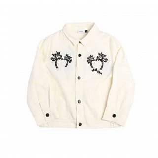 <img class='new_mark_img1' src='//img.shop-pro.jp/img/new/icons20.gif' style='border:none;display:inline;margin:0px;padding:0px;width:auto;' />【50%off】 palms jacket / ecru / wynken