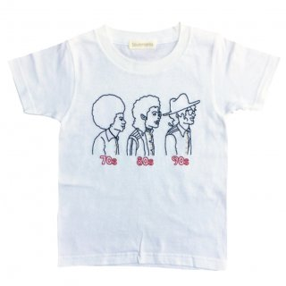 70s 80s 90s T-Shirt / white / Soulsmania